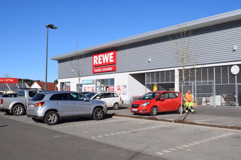 REWE Markt in Heidenrod - Kemel