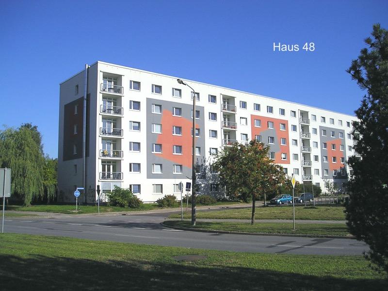 Studentenwohnmheim in Greifswald